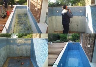 reparación de piscinas, reformas de piscinas, perdidas de agua